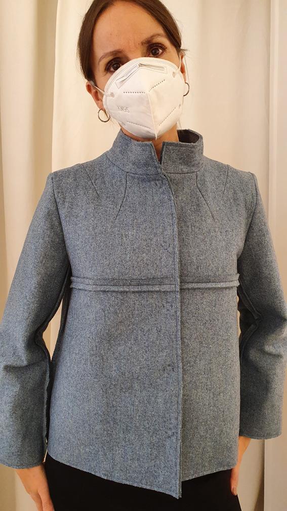 chichino casual jacket 09 FW20
